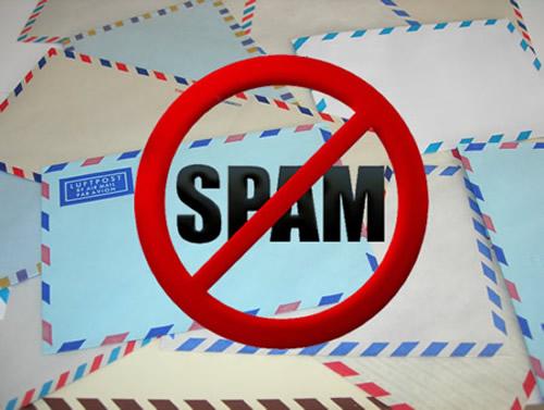 Seis simples consejos para no recibir spam