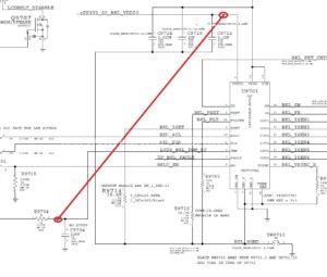 ponte backlight A1398 GPU nVidia spenta disattivata