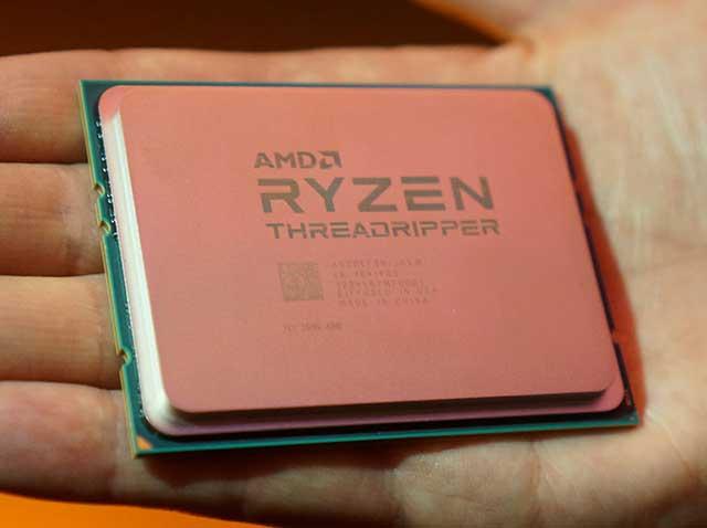 AMD Ryzen Threadripper, un verdadero monstruo.
