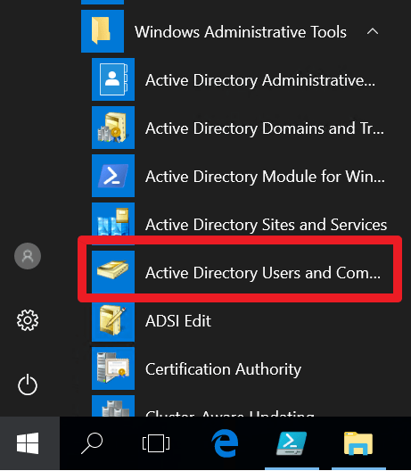 How to assign domain user right to administer Active Directory ...