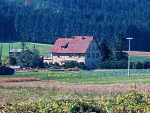 Haus der Familie Heß in Reicholdsgrün