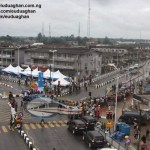 how to locate enerhen junction in warri
