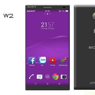 Sony Xperia W2 Black