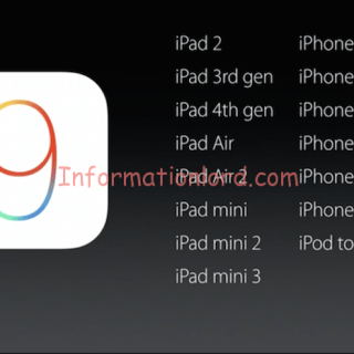 Install IOS 9 on ios 8 devices, ios 9 update, iphone 4s ios 9 update, iphone 5 ios 9 update