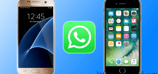 Easy Transfer of WhatsApp chat and Media from Android to iOS