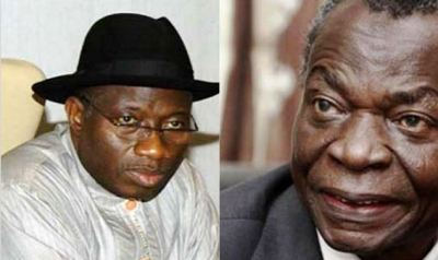 Image result for Jonathan and Justice Salami