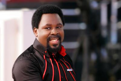 Prophet TB Joshua Attacked By Female Evangelist Helen Ukpabio