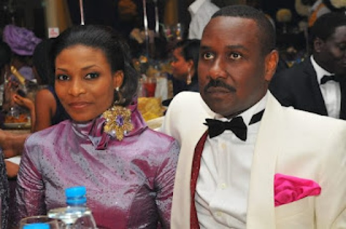 Pastor Ituah Ighodalo and his late wife