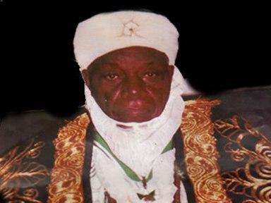 Former Attah Of Igala: Dr. Aliyu Obaje