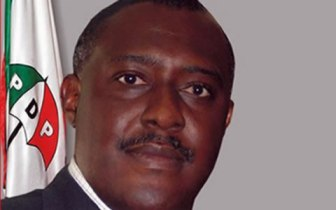 NATIONAL PUBLICITY SECRETARY OF THE PDP, CHIEF OLISA METUH