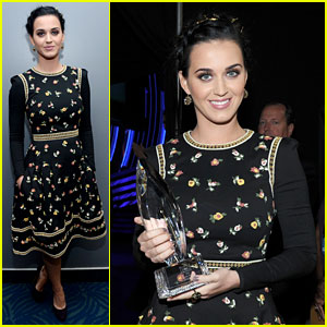 Katy Perry at the 39th People's Choice Awards
