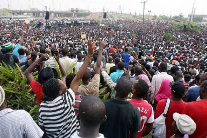 Unemployed Youths Warn FG Against Boko Haram Amnesty INFORMATION NIGERIA