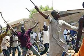 Image result for Herdsmen attack: Non indigenes protest against killing of farmer in Ondo