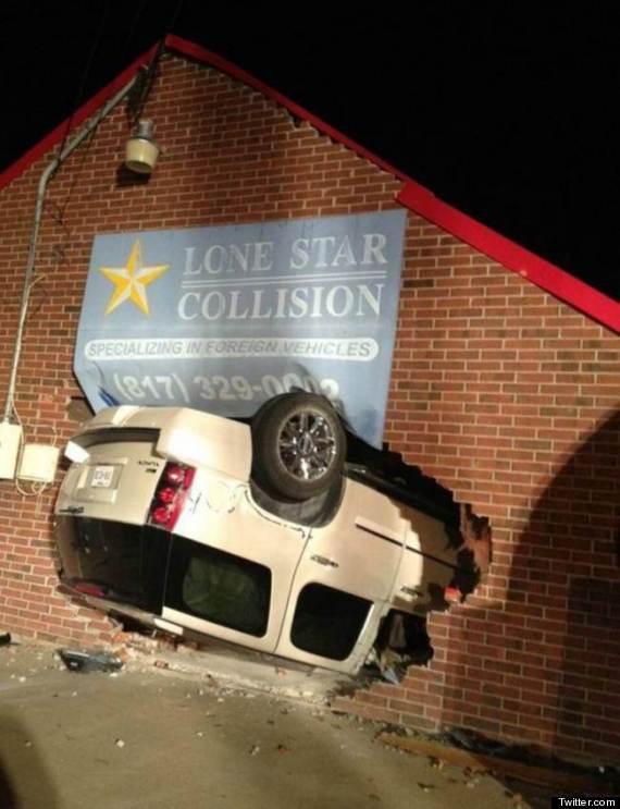 weird car crashes archives