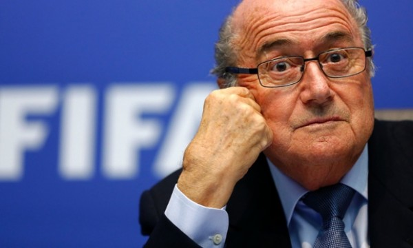 Blatter is Standing for a Fifth Term in the May 29 Polls.