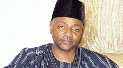Mohammed Abacha 1012 - Nigeria Decides: Abacha's son, declares total support for Buhari, his father's ex ally