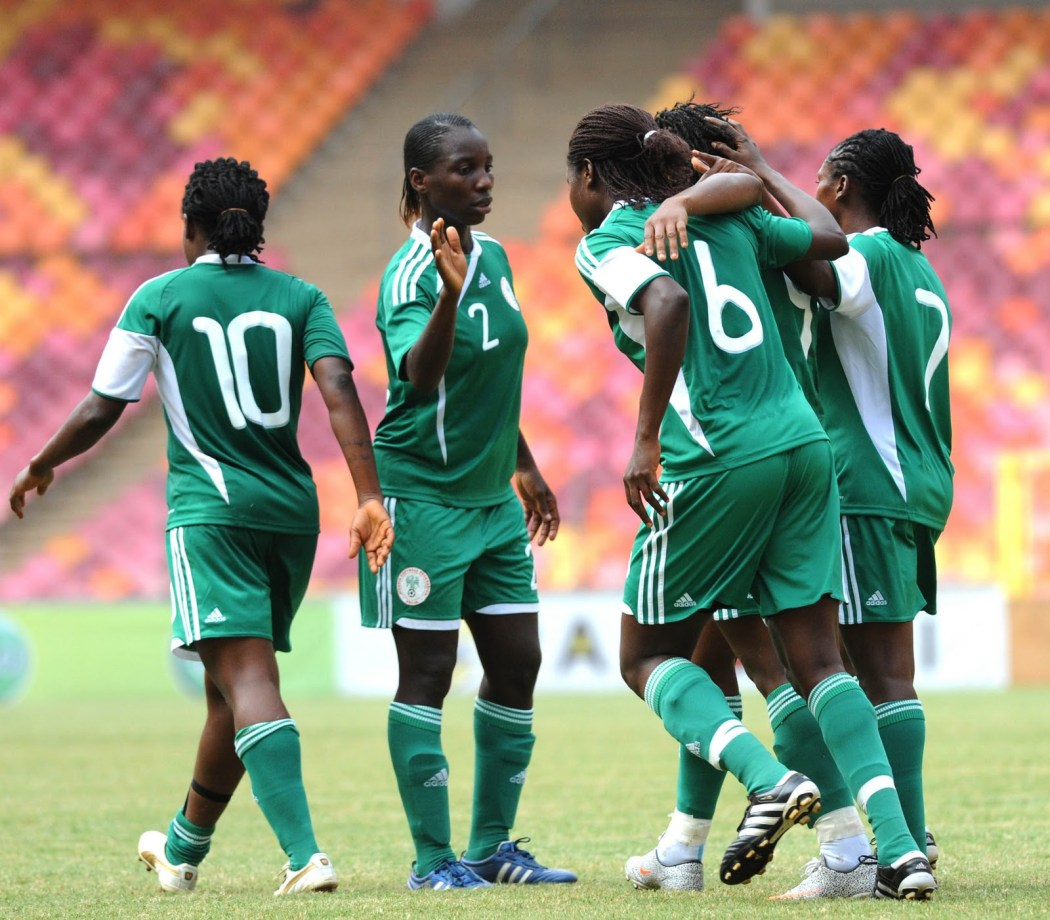 Super Falcons1 - Super Falcons Deliver On Promise Made To Nigerians