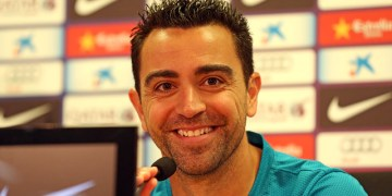 Xavi Hernandez Confirms Speaking With Barcelona Board (Video)