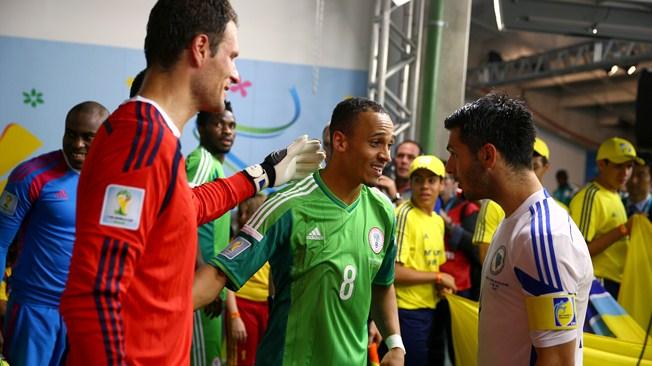 Osaze Odemwingie Begovic and Spahic - Osaze odemwingie retires from football