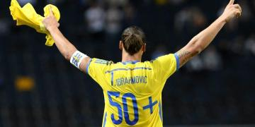 Zlatan Ibrahimovic Scores To End Milan's Winless Run