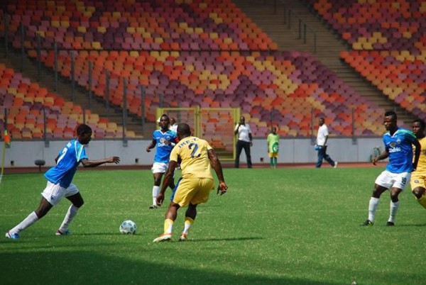 Enyimba are One of the Two Sides to Represent Nigeria in Next Season's Caf Confederations Cup.