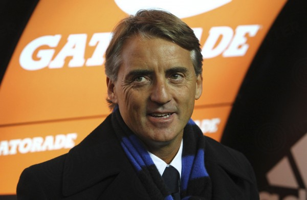 Inter Milan Has Work to Do to Recover, According to their Manager Roberto Mancini. Image: Inter Milan via AFP.