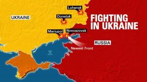 Ukraine/Russia Conflict - August 28