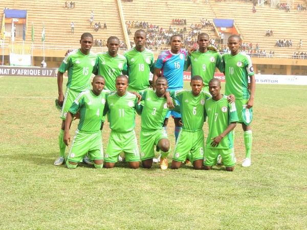 Nigeria Golden Eaglets Will Be Seeking for a Record Extending Fifth World Cup Title in Chile Later This Year. Image: Caf via BackPagePix.