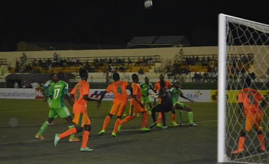 The Golden Eaglets Ended the Group Stages of the Africa U-17 Championship With Seven Points from a Possible Nine. Image: Caf via BackPagePix.