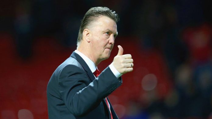 Louis van Gaal FA Cambridge