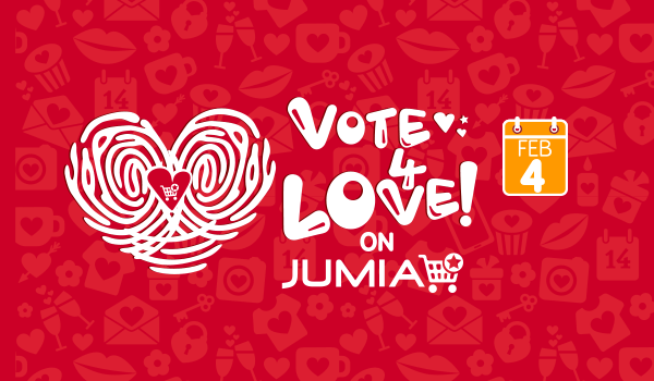 Vote For Love; The Jumia Valentine\'s Day Goody Store - INFORMATION ...