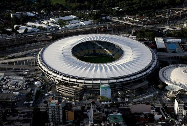 The Maracana Stadium Will Serve as One of Two Football Venues in Rio de Janeiro. Image: Getty.
