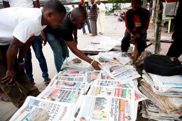 Nigerian Newspaper Headlines Today: 25th March