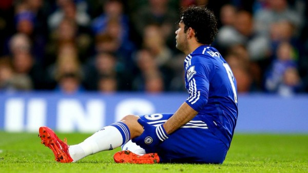 Diego Costa Could Return for the Final Four Games of the Season, Says Mourinho. Image: Getty.
