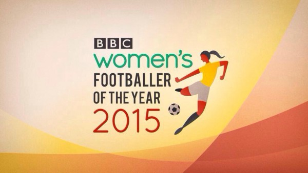 The 2015 BBC Sport Women's Footballer of the Yaer is the Inaugural Edition of the Award. image: BBC Sport.