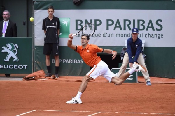 Novak Djokovic Beats Gilles Muller to Reach French Open 3rd Round. Image: Getty.