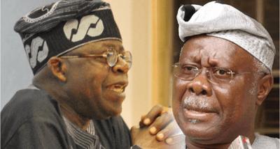 2023: Dont Flee Nigeria For Tinubu, Razak Urges Bode George