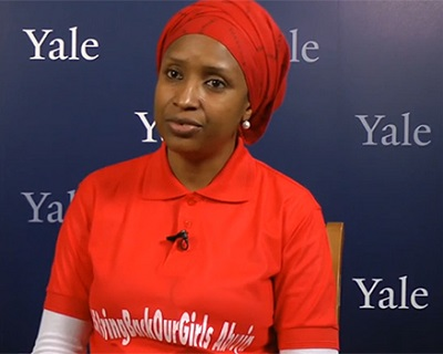 Ms. Hadiza Bala Usman's