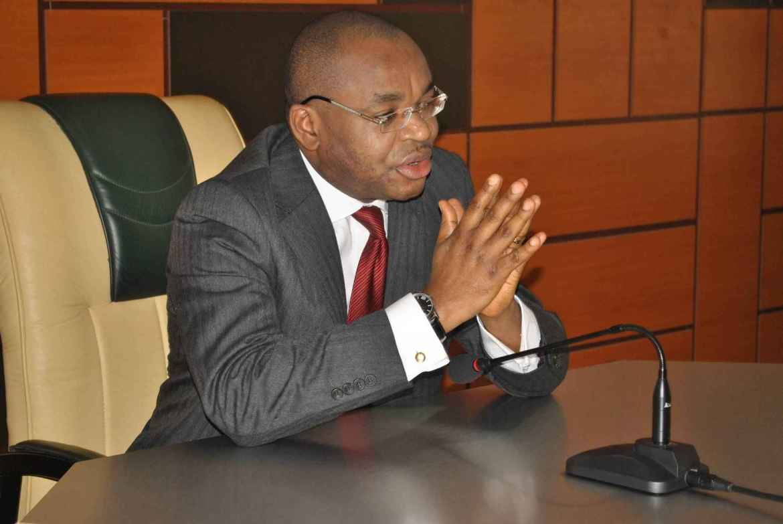 Udom Emmanuel1 - Nigerian Governor Mock Pastors Who Predicted He Would Lose Election
