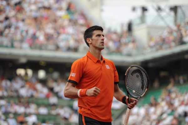 Djokovic Will Face Stan Wawrinka in the Final of the French Open. Image: Getty.