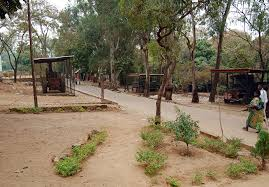 Jos wildlife park