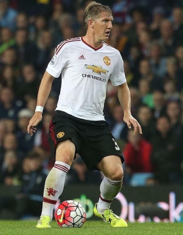 Bastian Schweinsteiger Could Start against Newcastle on Saturday. Image: Getty.