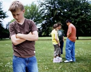 Kids with low self esteem