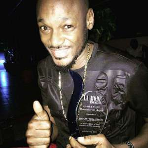 It Seems Like There Isnt A Year That Goes By Without Nigerian Veteran Singer 2face Idibia Picking Up One Award Or More