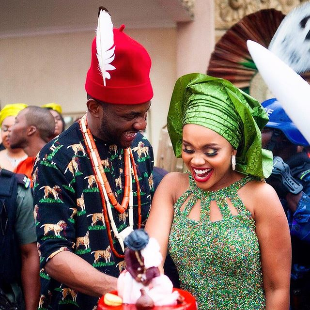 Newly Weds Foods Careers: Newly Wed OAP, Ebuka Obi-Uchendu Sends Out Appreciation