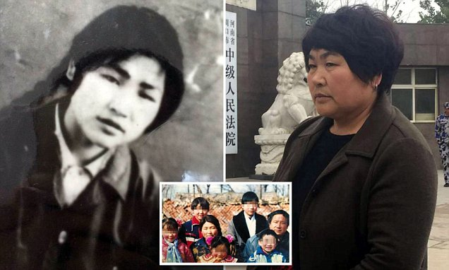 Meet The Chinese Widow Who Spent 17 Years Putting Four Of ...
