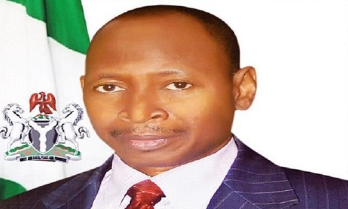 Image result for Accountant-General of the Federation, Alhaji Ahmed Idris