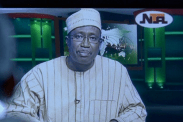 Veteran broadcaster Cyril Stober retires