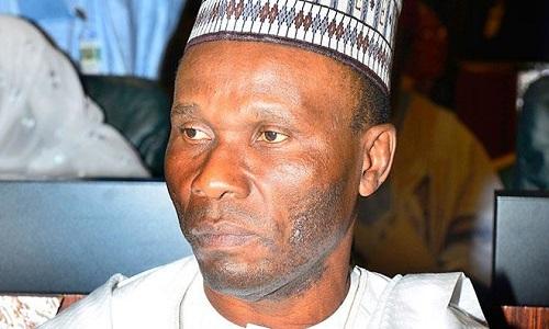 Minister of Niger Delta Affairs-Usani Uguru Usani