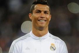 Cristiano Ronaldo has been shortlisted for the Ballon D'or